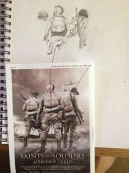 Saints and Soldiers: Airborne Creed WIP 2 by Super6-4