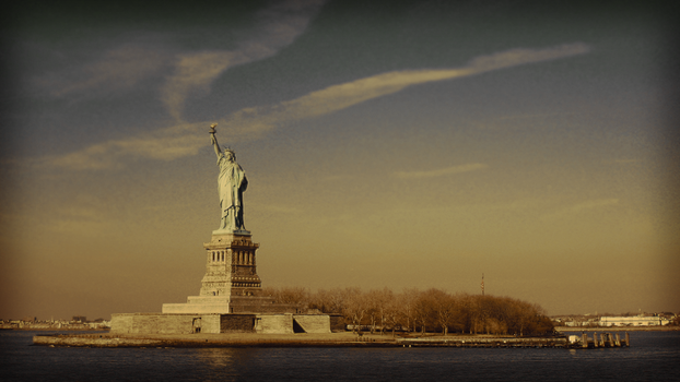 Statue of Liberty by Benev0LenCe