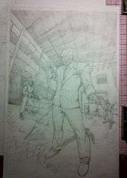 Two face portfolio page by EmanuelMacias