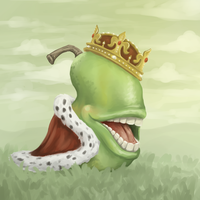 Long live the pear! by Conall22