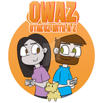 OWAZ Let's Play logo