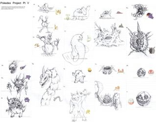 Pokedex Project pt V by lmerlo72
