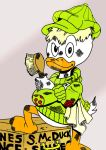 Uncle Scrooge's childhood by Quackmore