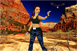 Classic Nevada by jagged66