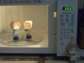 Microwave terror by Itachi32068