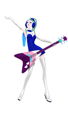 MMD-Pundding by CICO-R