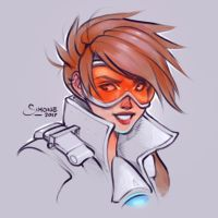 Tracer by simoneferriero