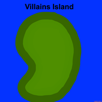 Villains Island Map by Mario1998