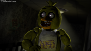 I6NIS Chica The Chicken by TF541Productions