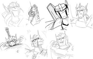TF sketches by dcjosh