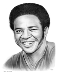 Bill Withers by gregchapin