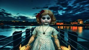 doll by the waterfront by DonkehSalad23