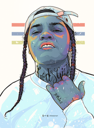 Young M.A by shkelqimart