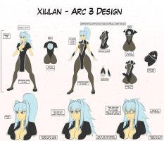Xiulan Arc 3 Concept by Simply-Lewdicrous