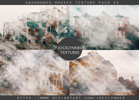 Abandoned Houses Texture Pack #2 by jocelynnes