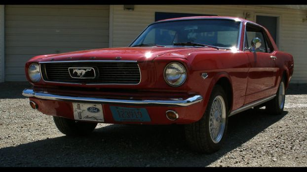 Ford Mustang by Overclock45
