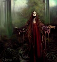 in the wood 2 by Loreena24