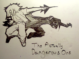 The Actually Dangerous One by LCom