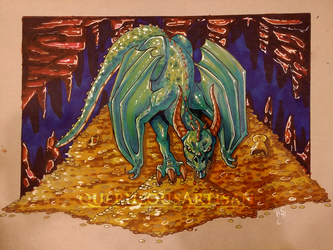 Dragonsmarch : Hoard by querulousArtisan