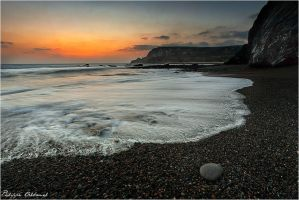 Black Sand by Philippe-Albanel