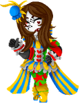 Pagedoll Comm For Magiccrazymagician by Cryptomancy