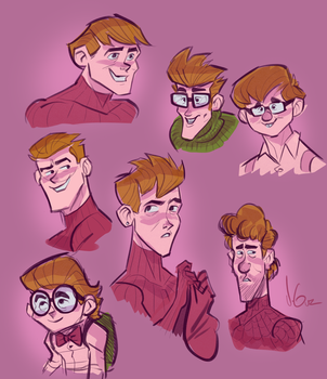 Peter Parkers by Javi-80