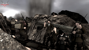 Battle of Thiepval (Co op pic) by Samuraiknight-1600