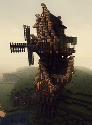Steampunk Build 1 by HowardPhotographics