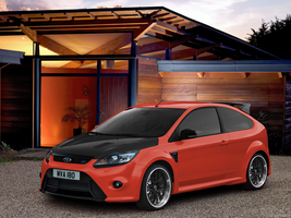 Ford Focus Photochop by MagneetoBandeeto