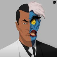 DDF 03 - Two Face by pacman23