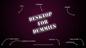 Desktop for Dummies by ignitis