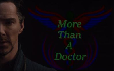 More Than A Doctor by VulcanSarek22
