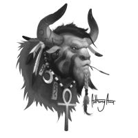 Tauren by AnthonyAvon