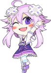 Commission--Neptunia by Congeenial