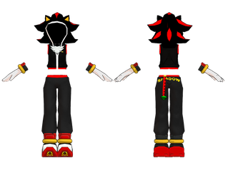 MMD Shadow Cosplay by McChipy