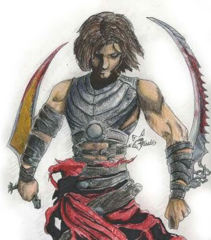 Prince of Persia by TheRevenants