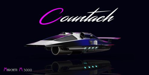 Countach by Pielma