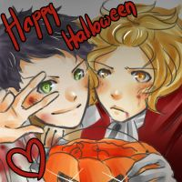 Happy Halloween 2012 by Suobi-chan