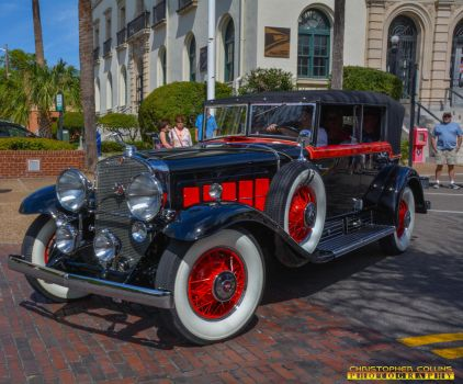 1931 Cadillac 452A All-Weather Phaeton by ENT2PRI9SE