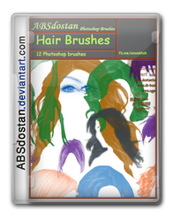 Hair brushes by absdostan