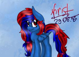 Gift for Living Color by Kristalina-Shining