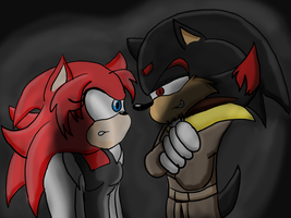 Shadow's Parents by Krispina-The-Derp