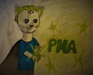 Marvin's PMA by snowb1rd