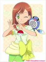 CM: Shelly131 ~ Miriam and Poliwag~