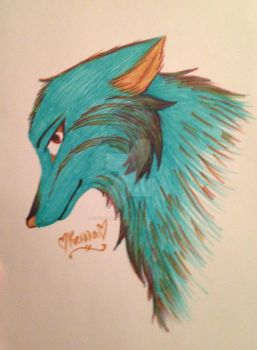 3 Marker Challenge #1 by Silverdreamstar31