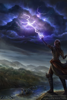 Zems - Lightning Storm by tjota