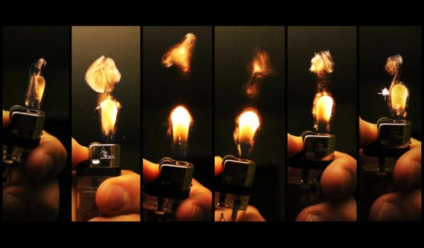 lighters by japhywhite