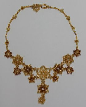 Starry Necklace by Mousethful
