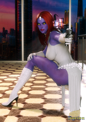 Mystique by Agr1on