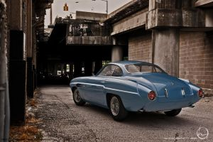 1953 FIiat 8VSupersonic by melkorius